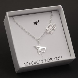 Necklace S01 Silver 925